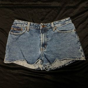 L.E.I Vintage Denim Shorts